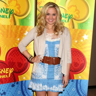 Tiffany Thornton in The Disney ABC Television Group May 2011 Press Junket - Arrivals