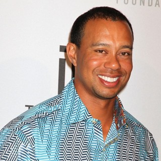 Tiger Woods in Tiger Jam Benefiting Tiger Woods Foundation