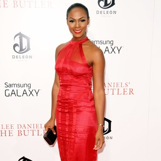 Tika Sumpter in New York Premiere of Lee Daniels' The Butler - Red Carpet Arrivals