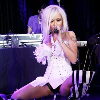 Tila Tequila - Tila Tequila performs at her album release launch party