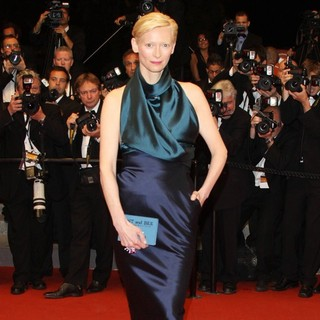 Tilda Swinton in 2011 Cannes International Film Festival - Day 2 - We Need to Talk About Kevin - Premiere