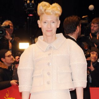 Tilda Swinton in The 66th Annual International Berlin Film Festival - Opening Gala