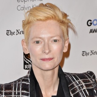 Tilda Swinton in Gotham Awards 2011 - Arrivals