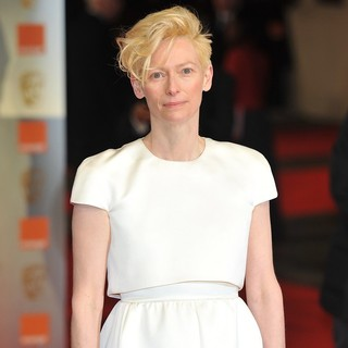 Tilda Swinton in Orange British Academy Film Awards 2012 - Arrivals