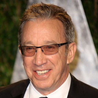 Tim Allen in 2012 Vanity Fair Oscar Party - Arrivals