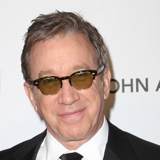 Tim Allen in 21st Annual Elton John AIDS Foundation's Oscar Viewing Party