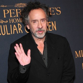 Tim Burton-New York Premiere of Miss Peregrine's Home for Peculiar Children