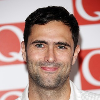 Keane in The Q Awards 2012 - Arrivals - tim-rice-oxley-q-awards-2012-01