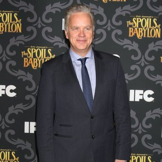 Tim Robbins in Screening of IFC's The Spoils of Babylon