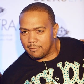 Timbaland in LeSUTRA Sparkling Liqueur Launch