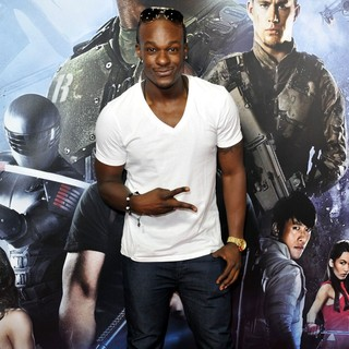 Timomatic in G.I. Joe: Retaliation - Sydney Premiere