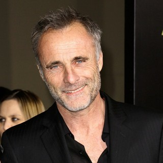 Timothy V. Murphy in The World Premiere of The Last Stand