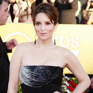 Tina Fey in The 18th Annual Screen Actors Guild Awards - Arrivals