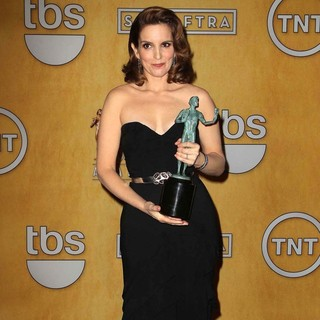 Tina Fey in 19th Annual Screen Actors Guild Awards - Press Room
