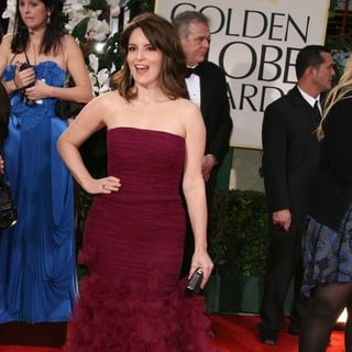 Tina Fey in The 69th Annual Golden Globe Awards - Arrivals