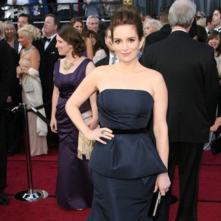 Tina Fey in 84th Annual Academy Awards - Arrivals