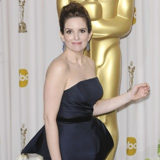 Tina Fey in 84th Annual Academy Awards - Press Room