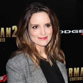 Tina Fey in Anchorman: The Legend Continues Premiere Sponsored by Buffalo David Bitton