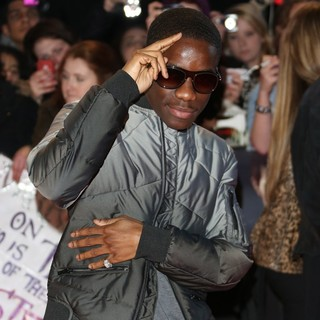 Tinchy Stryder in The Premiere of The Twilight Saga's Breaking Dawn Part II - Arrivals