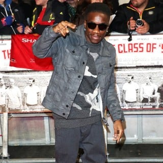 Tinchy Stryder in The World Premiere of The Class of 92 - Arrivals