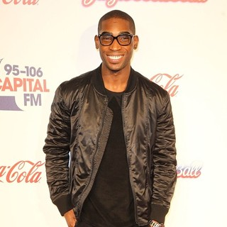 Tinie Tempah in The Capital FM Jingle Bell Ball 2013 - Day 1 - Arrivals