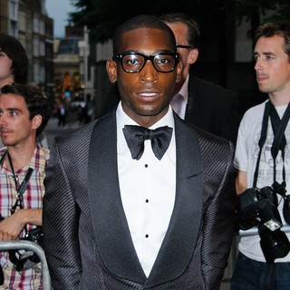 Tinie Tempah in The GQ Men of The Year Awards 2012 - Arrivals