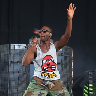 Tinie Tempah in BBC Radio 1's Hackney Weekend - Day 2
