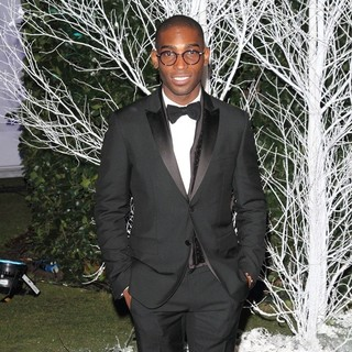 Tinie Tempah in Winter Whites Gala Dinner - Arrivals