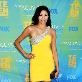 Tinsel Korey in 2011 Teen Choice Awards