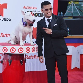 Tito El Bambino in 2013 Billboard Latin Music Awards - Arrivals - tito-el-bambino-2013-billboard-latin-music-awards-01