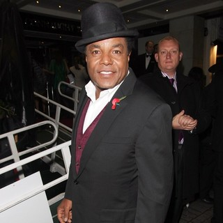 Tito Jackson in Michael Jackson: The Life of An Icon UK Film Premiere - Arrivals