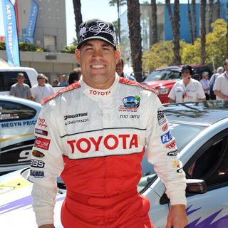 Tito Ortiz in The 2011 Toyota Grand Prix Pro Celebrity Race
