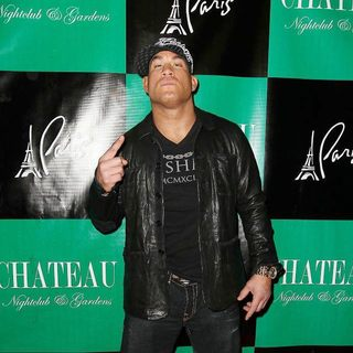 Tito Ortiz in Tito Ortiz at Chateau Club and Gardens