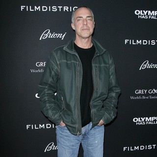 Titus Welliver in Los Angeles Premiere of Olympus Has Fallen