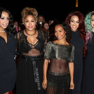 TLC in The MOBO Awards 2012 - Arrivals - tlc-stooshe-mobo-awards-2012-01