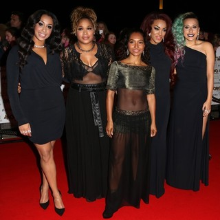 TLC in The MOBO Awards 2012 - Arrivals - tlc-stooshe-mobo-awards-2012-02