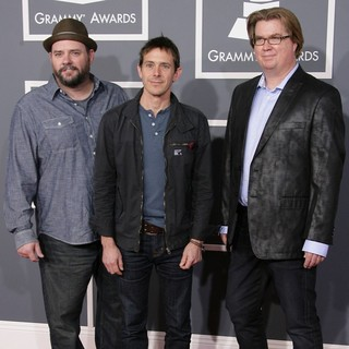 Toad the Wet Sprocket in 55th Annual GRAMMY Awards - Arrivals