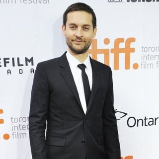 Tobey Maguire in The 2014 Toronto International Film Festival - Pawn Sacrifice Premiere - Arrivals