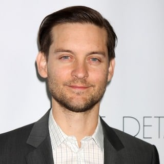 Tobey Maguire in Los Angeles Premiere of The Details