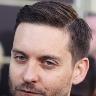 Tobey Maguire in Premiere of The Great Gatsby