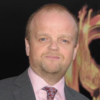 Toby Jones in Los Angeles Premiere of The Hunger Games - Arrivals