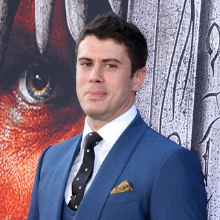 Toby Kebbell in Warcraft L.A. Premiere - Arrivals