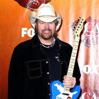 Toby Keith in 2011 American Country Awards - Press Room - toby-keith-2011-american-country-awards-press-room-01