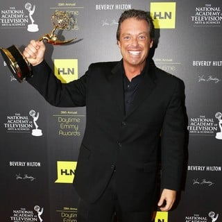 Todd Newton in 39th Daytime Emmy Awards - Press Room
