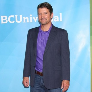 Todd Palin in NBC Universal Press Tour