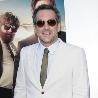 Todd Phillips in Los Angeles Premiere of The Hangover Part III