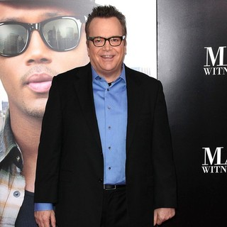 Tom Arnold in Tyler Perry's Madea's Witness Protection New York Premiere