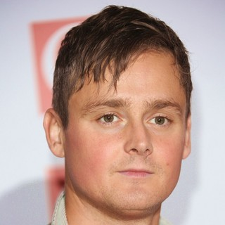 Keane in The Q Awards 2012 - Arrivals - tom-chaplin-q-awards-2012-01