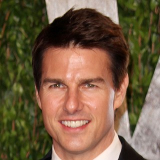 Tom Cruise in 2012 Vanity Fair Oscar Party - Arrivals