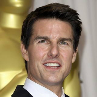 Tom Cruise in 84th Annual Academy Awards - Press Room